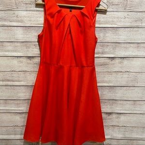 Express red dress ( prefect for the holidays )
